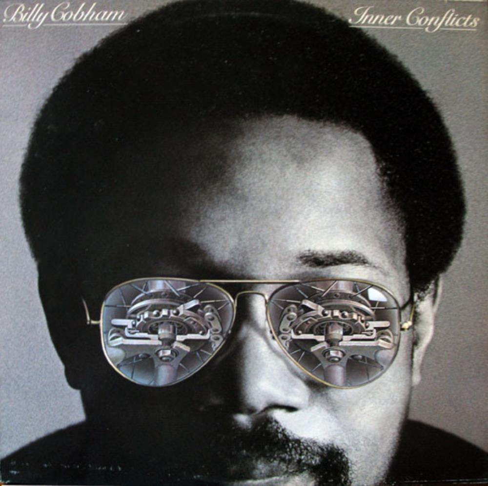 Billy Cobham Inner Conflicts album cover