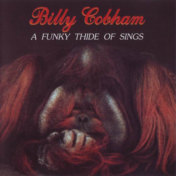 Billy Cobham - A funky Thide of Sings CD (album) cover
