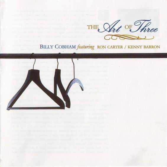 Billy Cobham The Art Of Time album cover