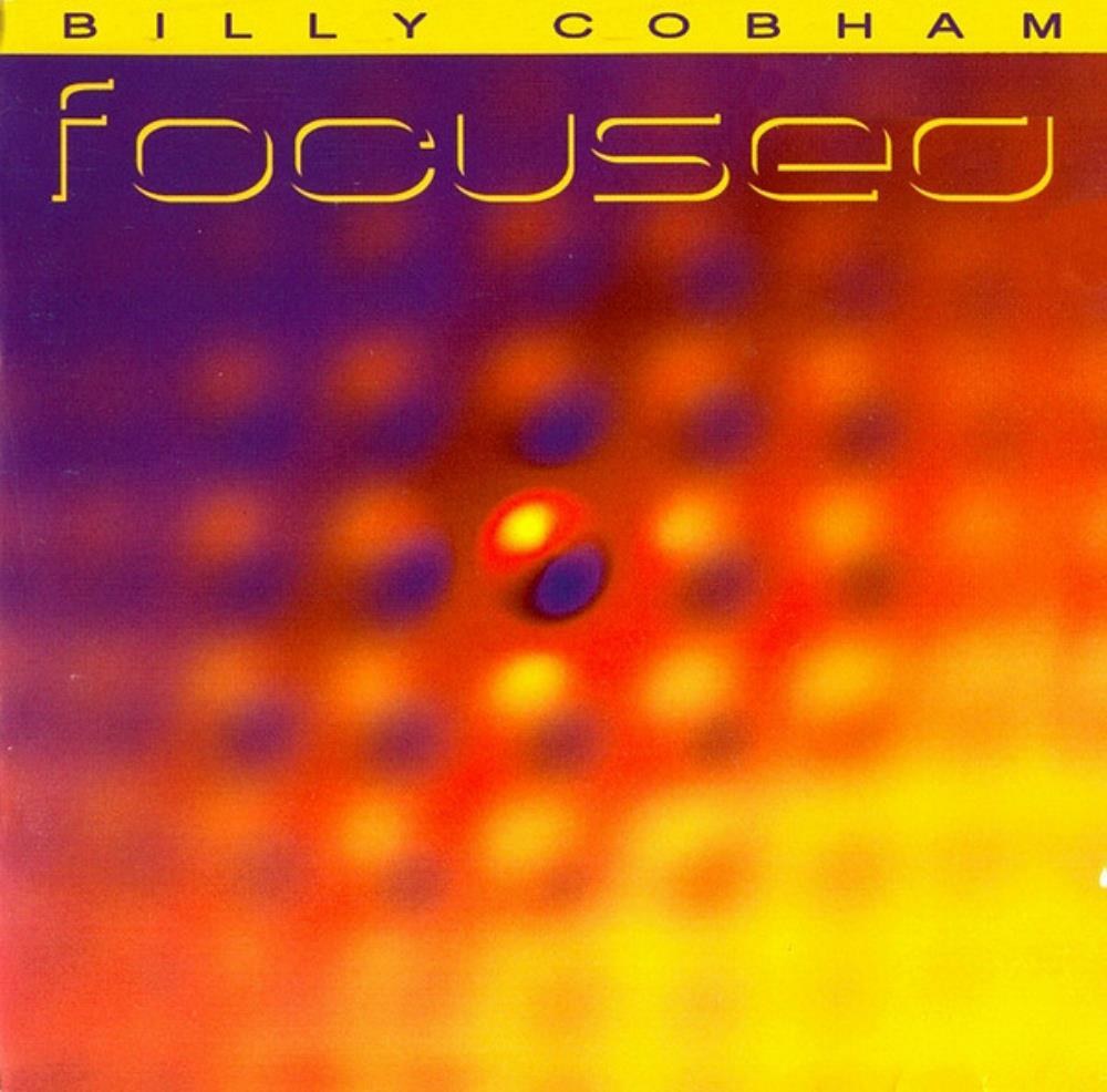 Focused by COBHAM, BILLY album cover