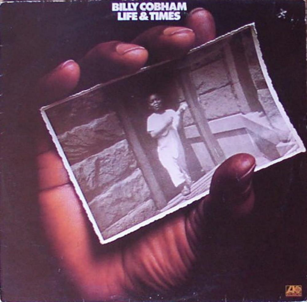 Billy Cobham Life & Times album cover