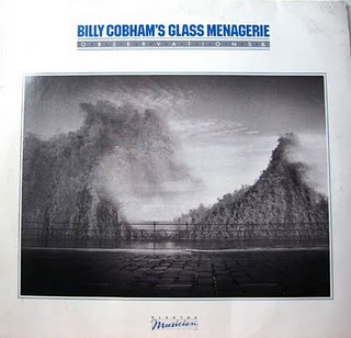Billy Cobham - Billy Cobham's Glass Menagerie: Observations & Reflections CD (album) cover