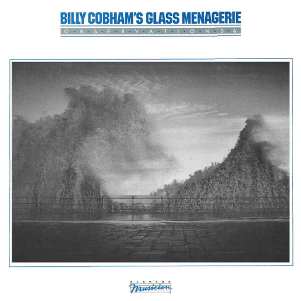 Billy Cobham Billy Cobham's Glass Menagerie: Observations & album cover