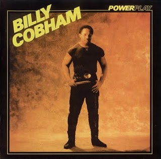 Billy Cobham - Powerplay CD (album) cover