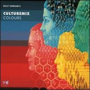 Billy Cobham Colours (with Culturemix) album cover