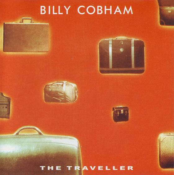 Billy Cobham The Traveler album cover