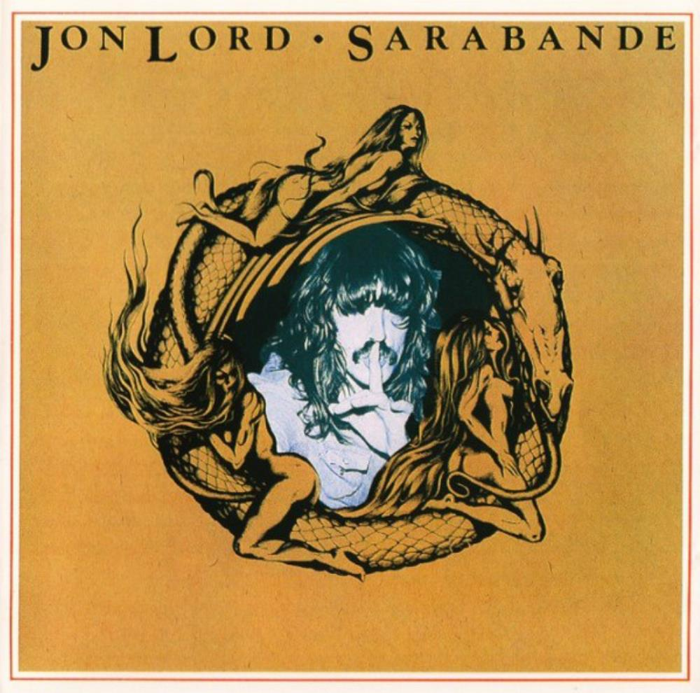 Jon Lord Sarabande album cover