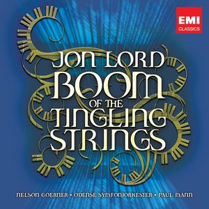 Jon Lord Boom Of The Tingling Strings album cover