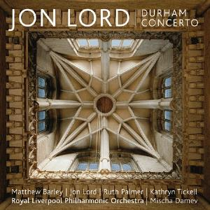 Jon Lord - Durham Concerto CD (album) cover
