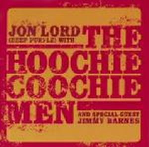 Jon Lord Live At The Basement (With Hoochie Coochie Men, The And Special Guest Jimmy Barnes ) album cover