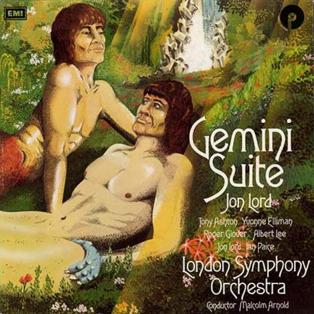 Gemini Suite by LORD, JON album cover