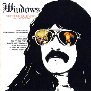 Jon Lord - Windows CD (album) cover