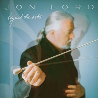 Jon Lord - Beyond The Notes CD (album) cover