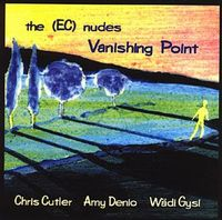 The (Ec) Nudes - Vanishing Point CD (album) cover