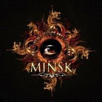 Minsk - The Ritual Fires of Abandonment CD (album) cover
