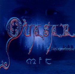 Quasar Lux Symphoniae - Mit CD (album) cover