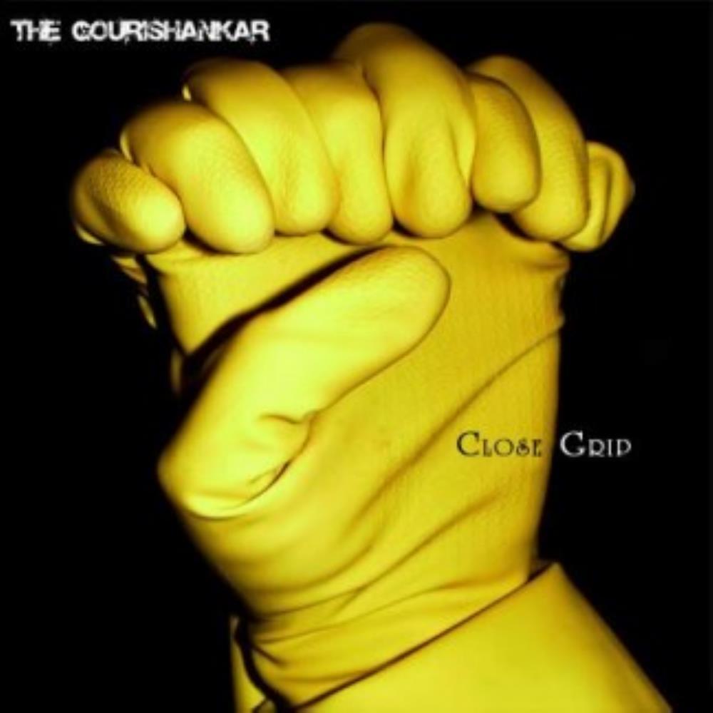 Close Grip by GOURISHANKAR, THE album cover