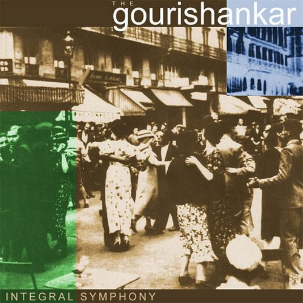 The Gourishankar Integral Symphony album cover