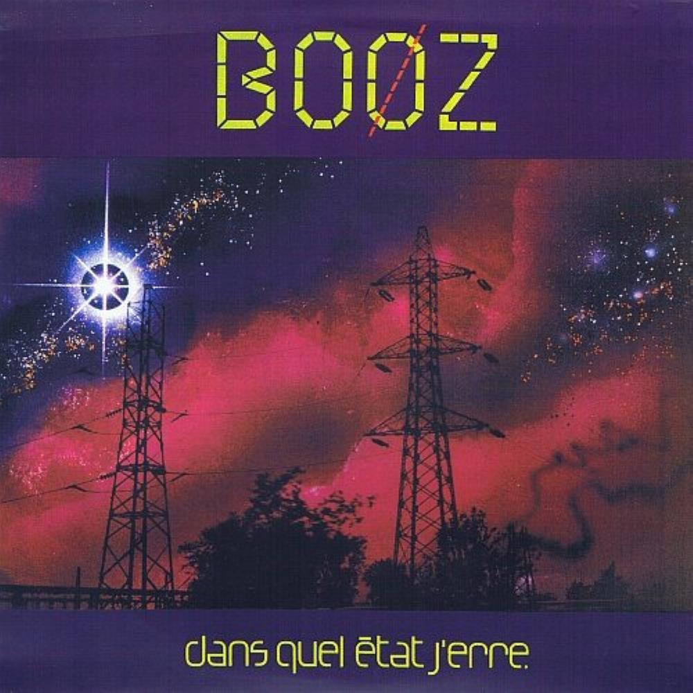 Dans Quel Etat J'Erre by BOOZ, EMMANUEL album cover
