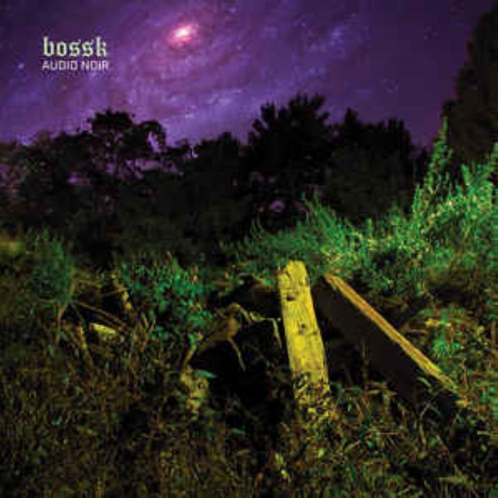 Audio Noir by BOSSK album cover