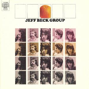 Jeff Beck Jeff Beck Group album cover