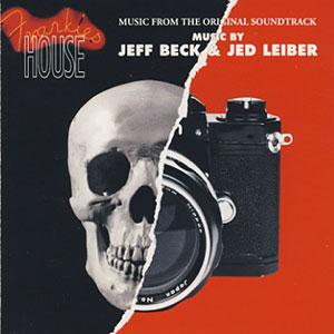 Jeff Beck Frankie's House - Original Soundtrack album cover