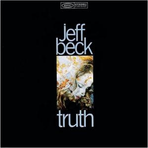 Jeff Beck - Truth CD (album) cover