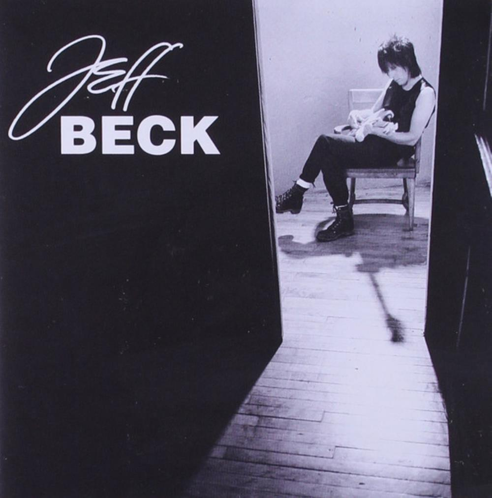 Jeff Beck - Who Else ! CD (album) cover