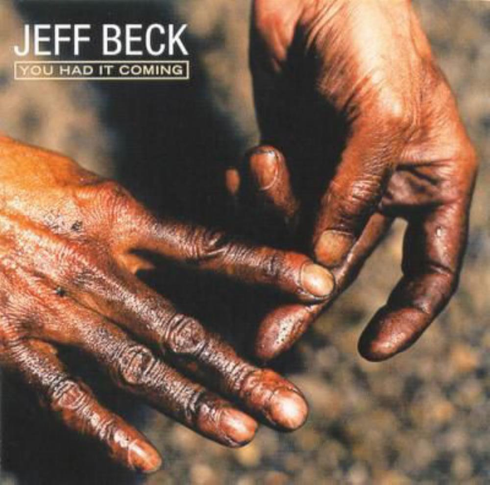 You Had It Coming by BECK, JEFF album cover