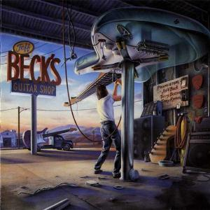 Jeff Beck Jeff Beck's Guitar Shop withTerry Bozzio and Tony Hymas album cover