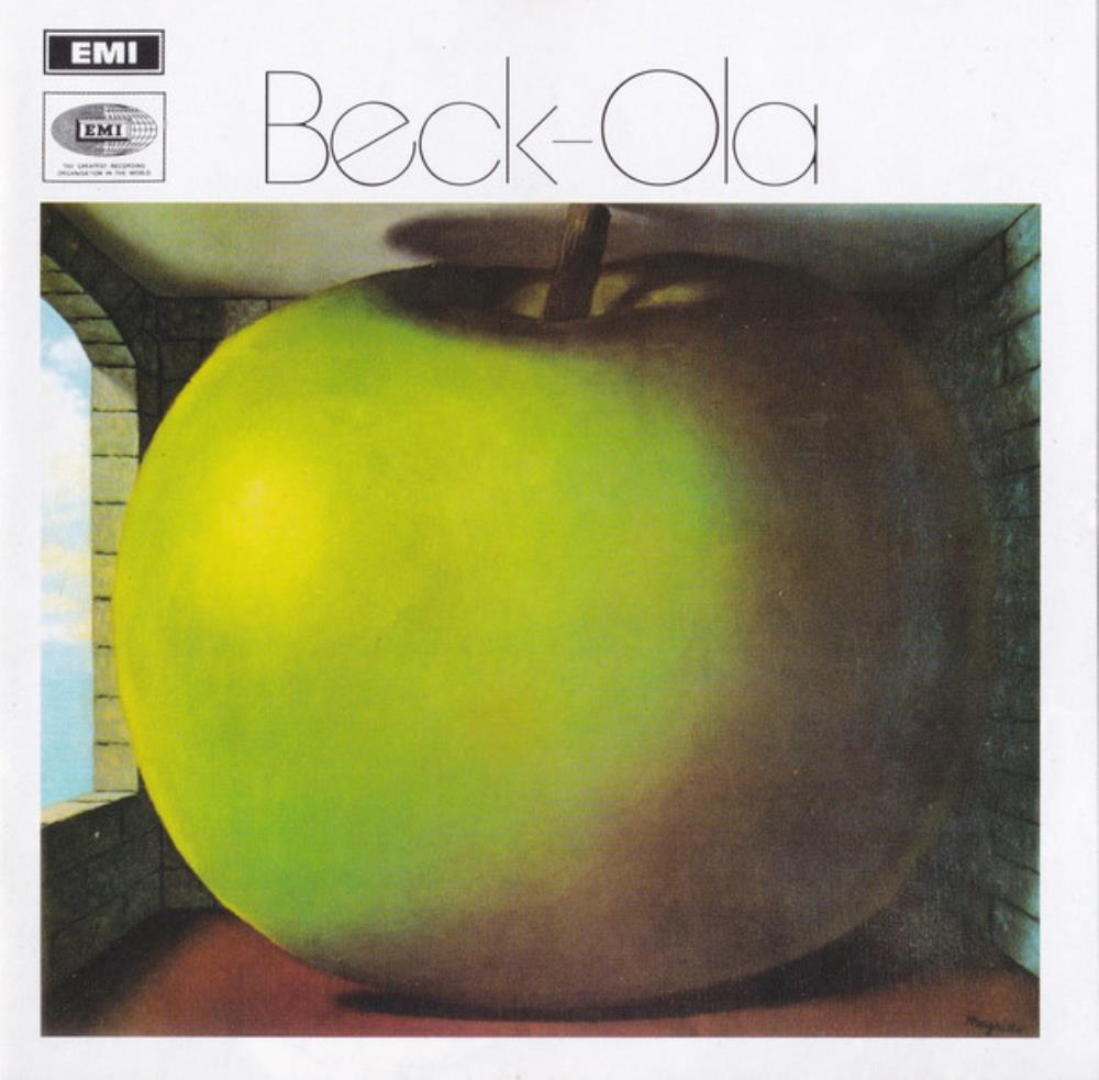Jeff Beck Jeff Beck Group: Beck-Ola album cover