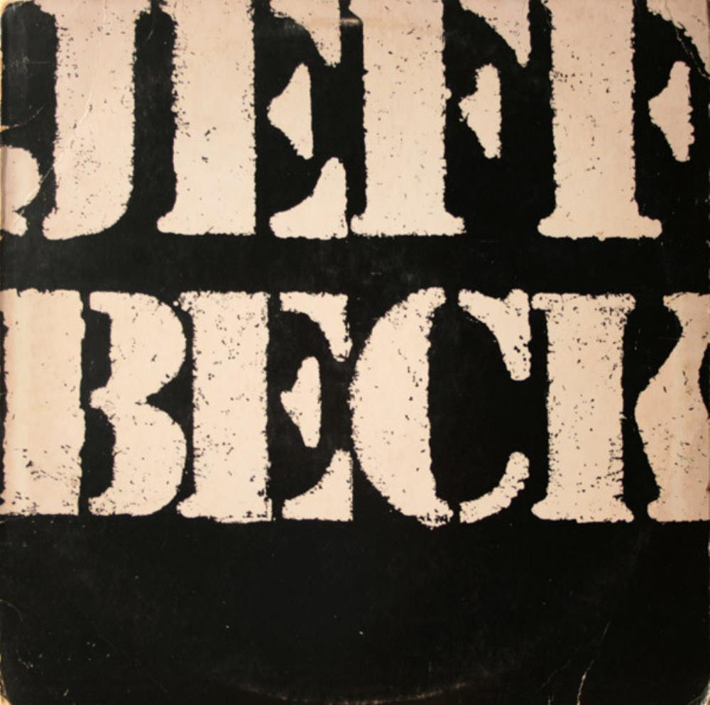 Jeff Beck - There & Back CD (album) cover