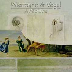 A Mão Livre by QUATERNA REQUIEM (WIERMANN & VOGEL) album cover