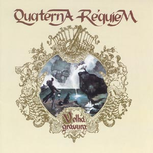 Quaterna Requiem (Wiermann & Vogel) - Velha Gravura  CD (album) cover