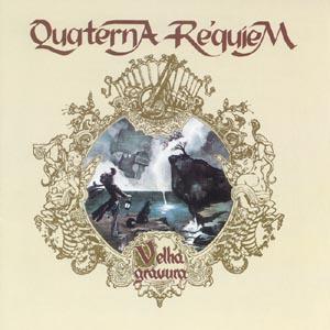 Velha Gravura  by QUATERNA REQUIEM (WIERMANN & VOGEL) album cover