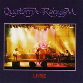 Quaterna Requiem Livre by QUATERNA REQUIEM (WIERMANN & VOGEL) album cover