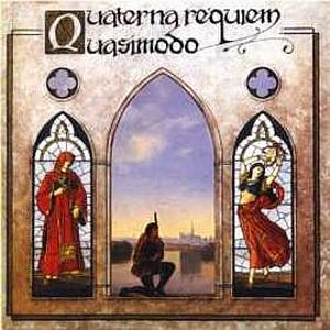 Quaterna Requiem (Wiermann & Vogel) Quasimodo album cover