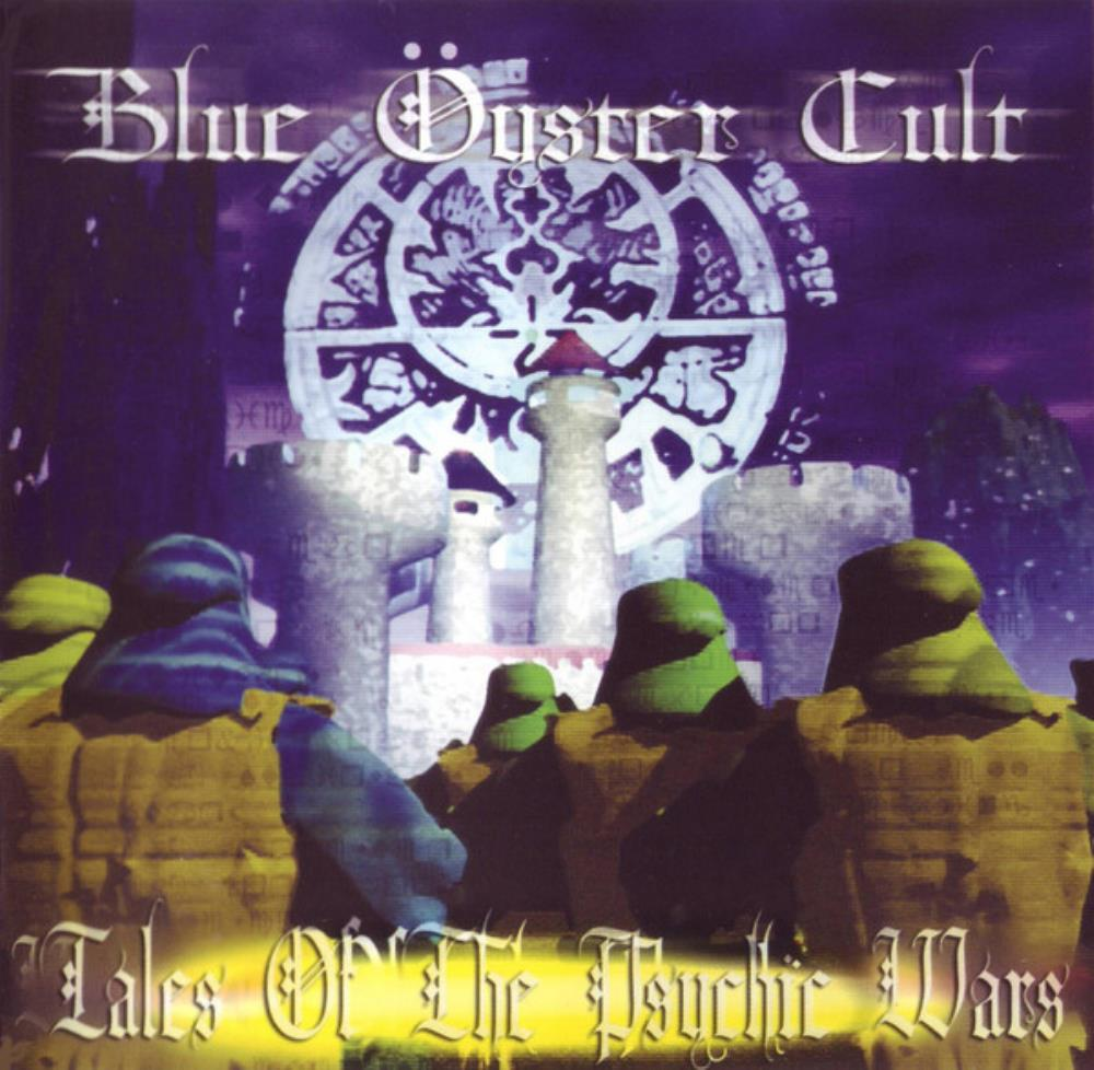Blue Öyster Cult Tales of the Psychic Wars album cover