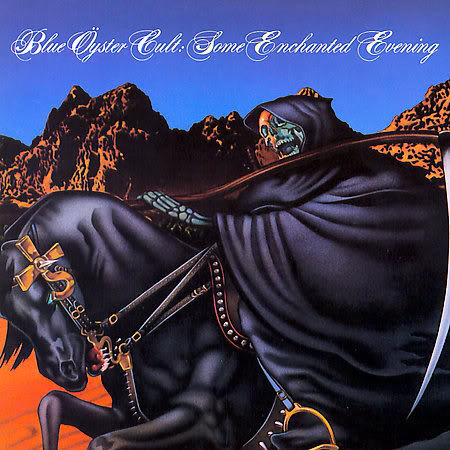 Blue Oyster Cult - Some Enchanted Evening CD (album) cover