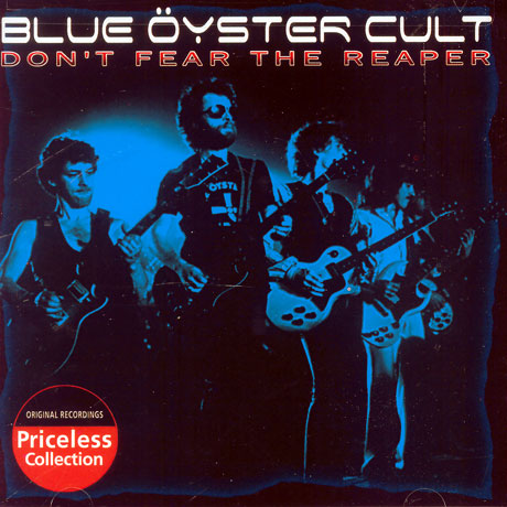 Blue �yster Cult Don't Fear the Reaper album cover