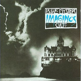 Blue �yster Cult - Imaginos CD (album) cover
