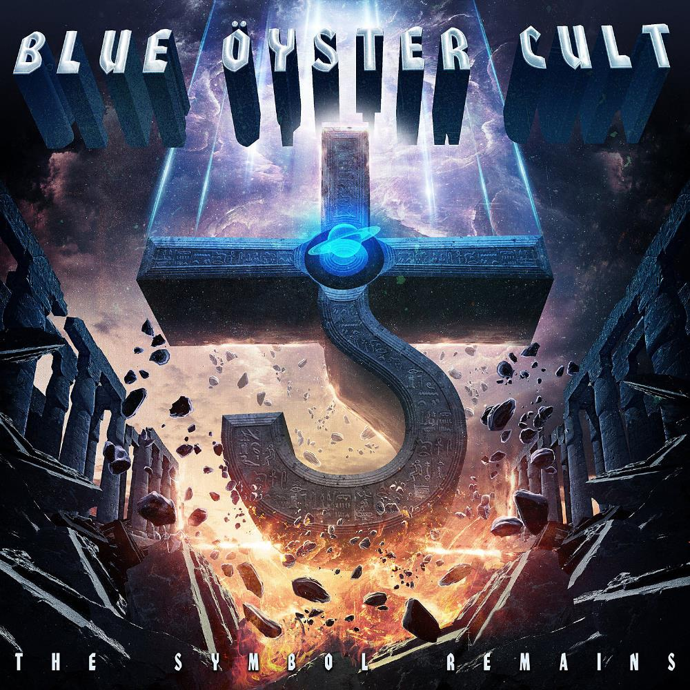 The Symbol Remains by BLUE ÖYSTER CULT album cover