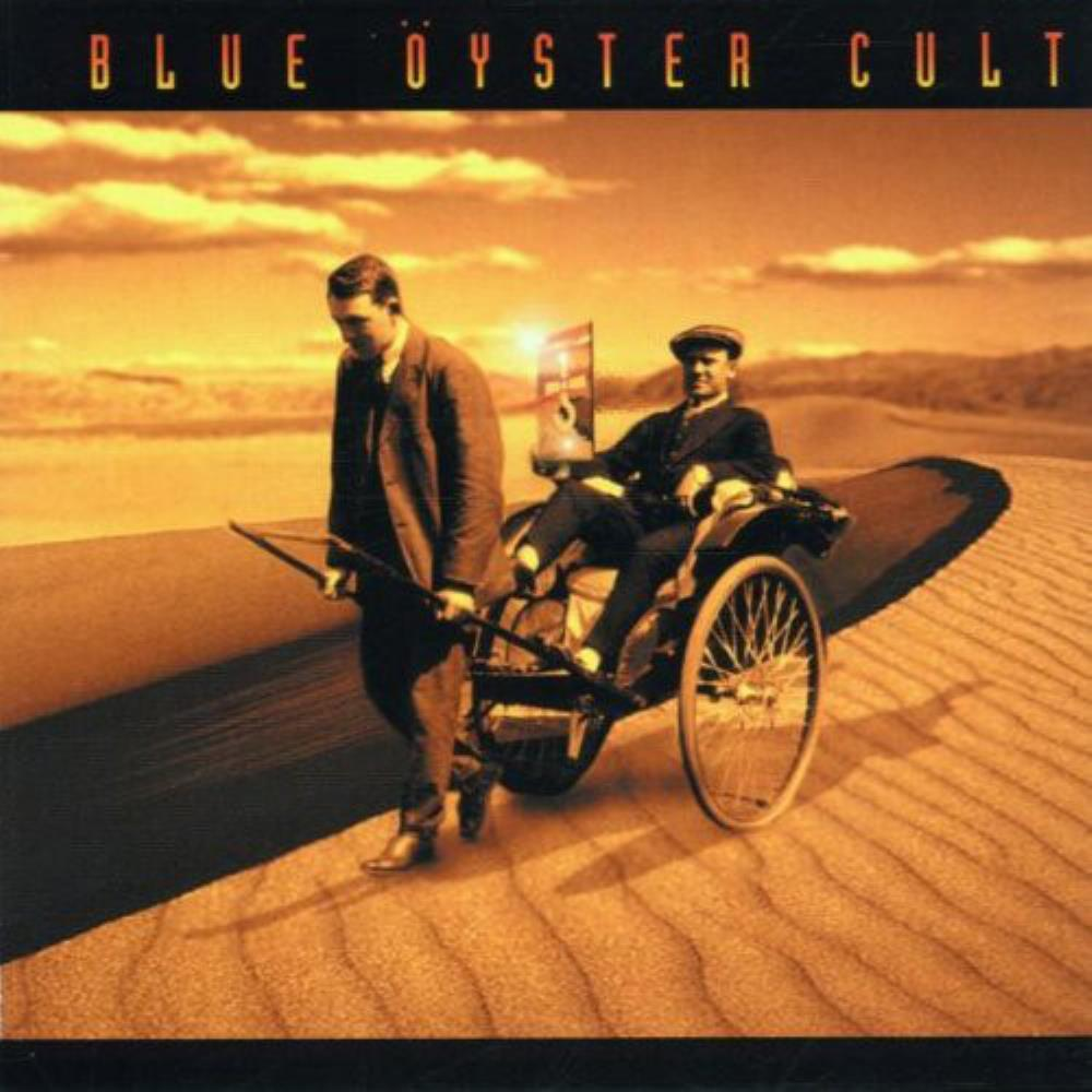 Blue Öyster Cult - Curse of the Hidden Mirror CD (album) cover