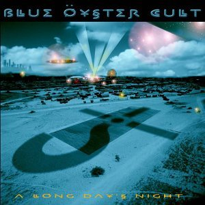 Blue Oyster Cult - A Long Day's Night CD (album) cover