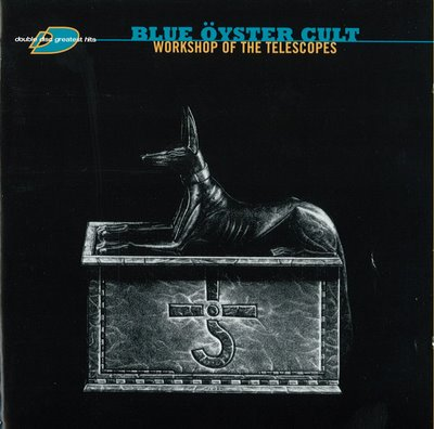 Blue Oyster Cult - Workshop of the Telescopes CD (album) cover