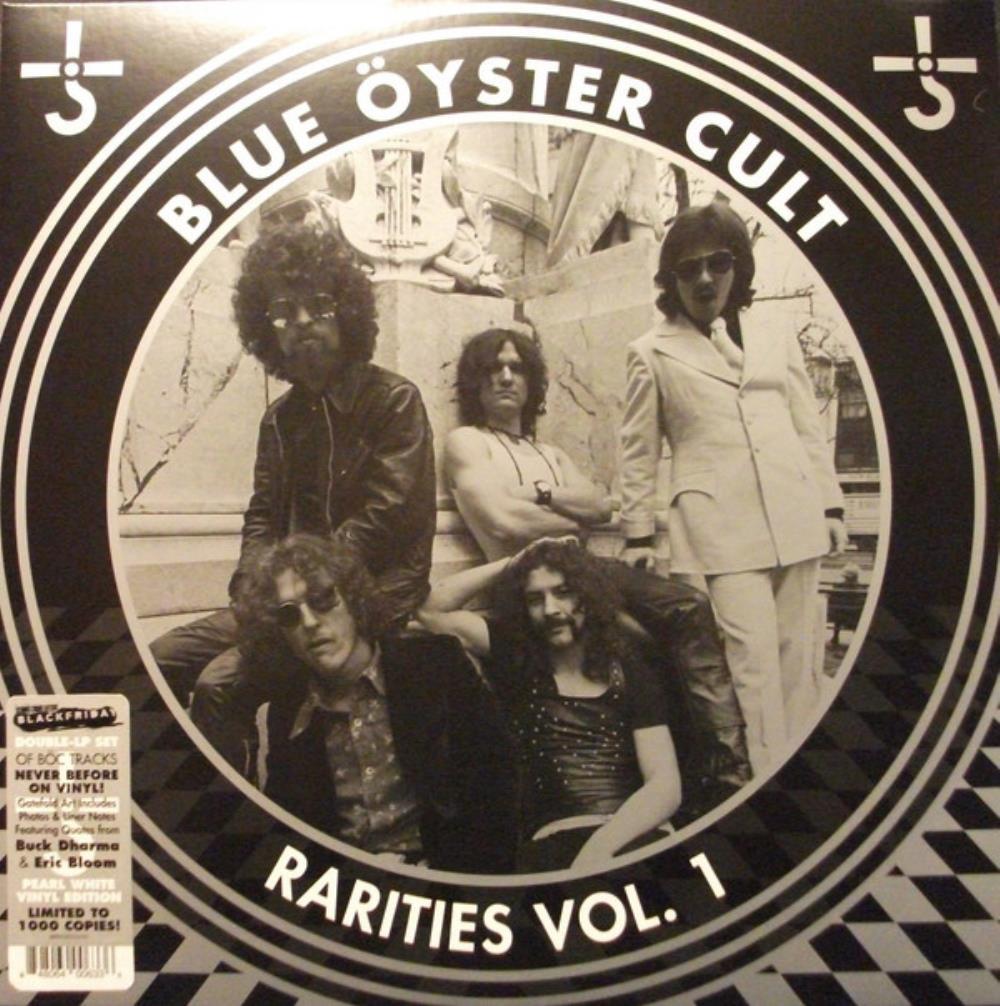 Rarities Vol. 1 by BLUE ÖYSTER CULT album cover