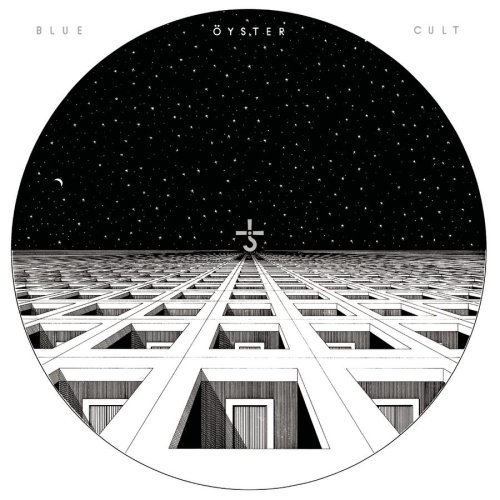 Blue �yster Cult - Blue �yster Cult CD (album) cover
