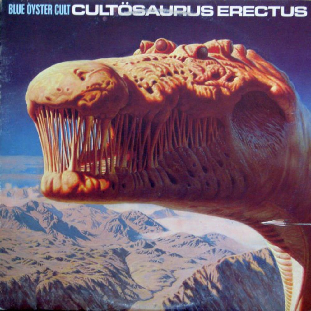 Cultösaurus Erectus by BLUE ÖYSTER CULT album cover