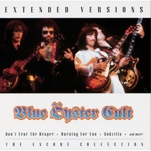 Blue �yster Cult Extended Versions album cover