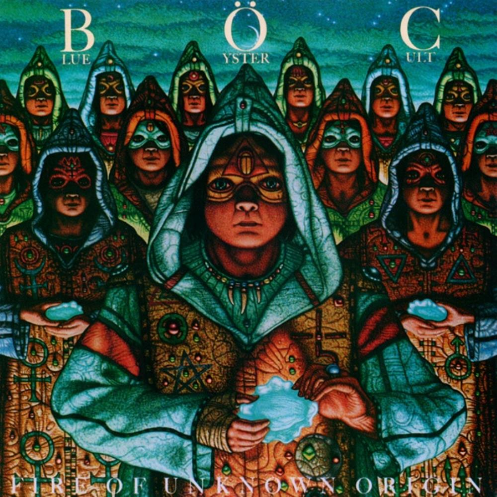 Blue Yster Cult Fire Of Unknown Origin Reviews